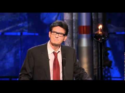 The Roast of Charlie Sheen - Charlie's Speech
