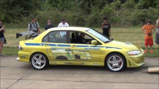 Paul Walker's Mitsubishi Evo // 2 Fast 2 Furious Movie Car