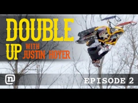 Justin Hoyer: Is A Double Backflip On A Snowmobile Possible?