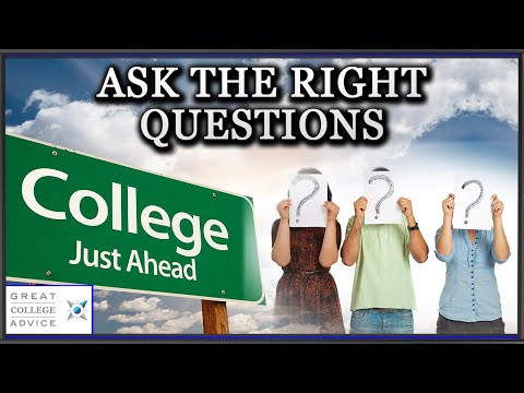 Visit College Campuses and Ask the Right Questions of the Unusual Suspects