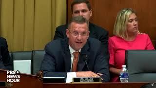 WATCH: Rep. Collins slams Democrats for Lewandowski hearing 'charade'    Lewandowski hearing