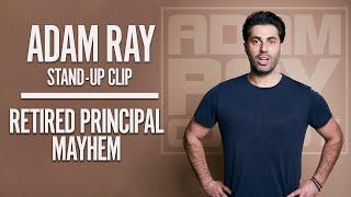 ADAM RAY - RETIRED PRINCIPAL MAYHEM