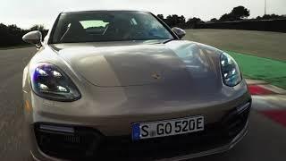 2019 Porsche Panamera Turbo S Hybrid