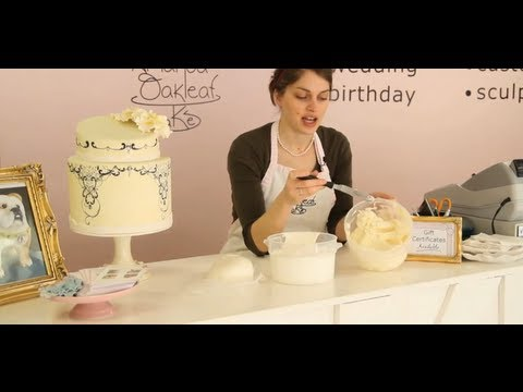 How to Pick the Right Cake Frosting   Cake Decorations
