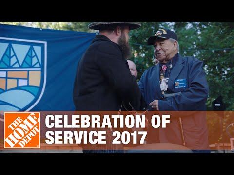 Zac Brown Band Kicks off Celebration of Service 2017