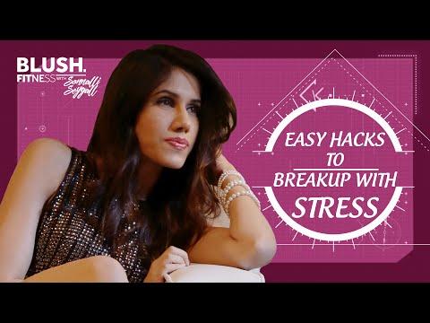 Dear Stress Let's Break Up | Blush Fitness