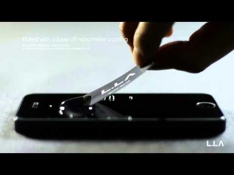 L.LA Monolith Explosion-proof Tempered Glass Screen Protector  Where Amazing Happens
