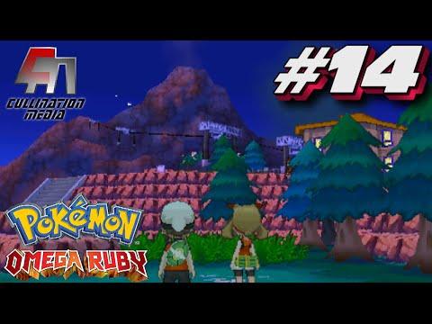 Pokemon Omega Ruby: Episode 14: Mt. Chimney Bound!