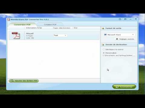 Comment convertir des fichiers PDF au format JPG dans Mac OS X