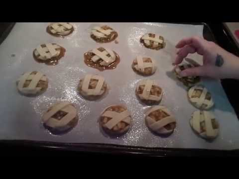 Apple Pie Cookies with a twist!- Review from Pinterest- Vera's Kitchen Corner