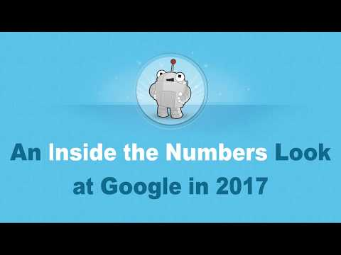 Growth of Google Company Inside the Numbers