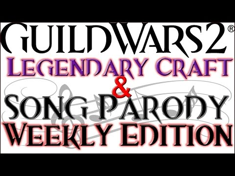 Guild Wars 2 Weekly Edition April 1 - Legendary Journey