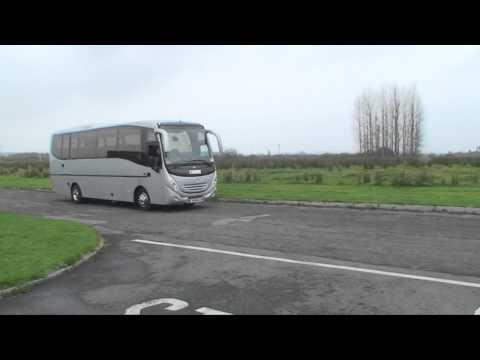 Bus Driving Lessons Mullingar