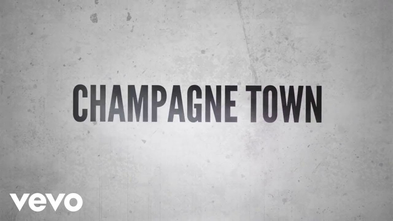 Jason Aldean - Champagne Town