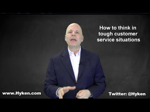 Customer Service Expert Explains How to Handle Tough Customer Service Situations
