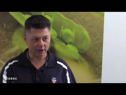 Peter Boutsalis on tactics to improve glyphosate effectiveness, at Bendigo GRDC Update