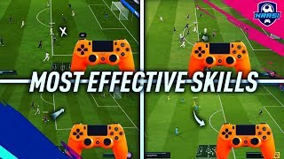 Download FIFA 19 MOST EFFECTIVE SKILLS TUTORIAL - BEST MOVES TO USE IN FIFA 19 - BECOME A DIVISION 1 PLAYER Video