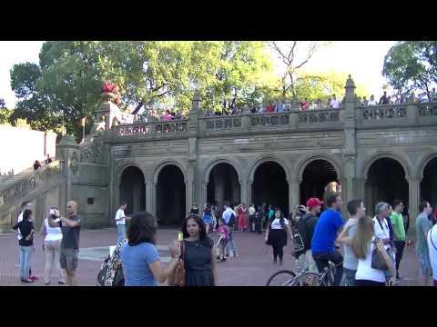 Central Park New York Summer 2013