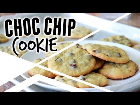 HOW TO MAKE THE BEST CHOCOLATE CHIP COOKIE EVER   Sara Farre