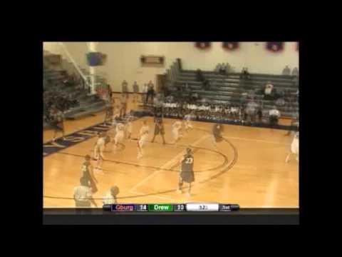 Alex Zurn '13 - Gettysburg College Highlights