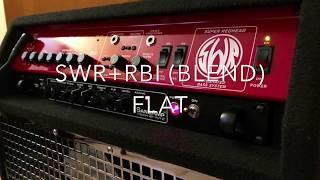 SWR Super Redhead Bass Preamp Shootout Trace Elliot Markbass Tech 21 SansAmp