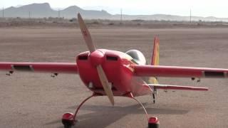 Pilot-RC gas power trainer : 1st prototype - PakVim net HD