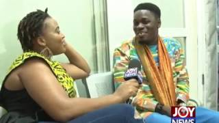 Mz Gee sits with De Aja onaapo hits marker revealed NACEE