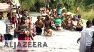 Niger: Thousands left without homes after severe flooding