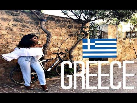 CRETE | GREECE TRAVEL VLOG 2017