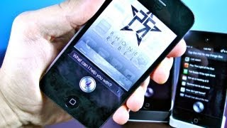 How To Install Siri On Iphone 43gs Ipod Touch 4g3g Ipad 321 511 Full