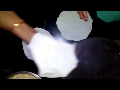 Surangada Holige -  Surali Holige  a special dish of North Karnataka.