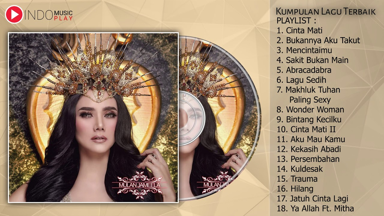 Download Mulan Jamela Full Album Best Of the Best MP3 Gratis