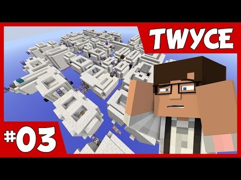 Twyce! Ep. 3 || THIS IS SO GOOD! || Minecraft 1.9 Puzzle Map