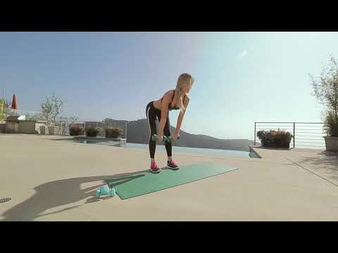 5 Moves To Trim Those Hips and Thighs
