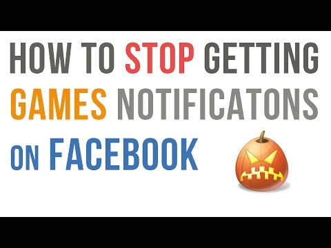 How to Block Games Notifications On Facebook