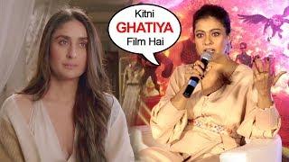 Kajol Makes FUN Of Kareena & Sonam Kapoor