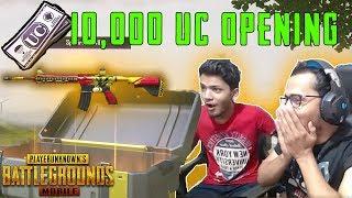 PUBG MOBILE | 10,000 UC CRATE OPENING | Kronten Gaming