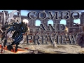 dragon nest Arch Heretic combo and preview skill