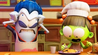 Funny Animated Cartoon Spookiz Cookie Crumble Videos For Kids Videos For Kids