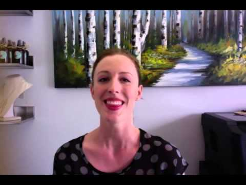 Hannah explains Sanitas Retinol Resurfacing Treatment