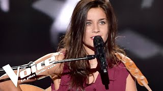 The Cranberries (Zombie)  Kelly   The Voice France 2018   Blind Audition