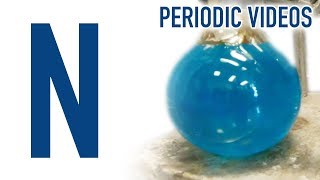 Nitrogen (new) - Periodic Table of Videos
