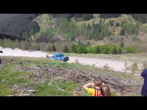 Scottish Rally (Thrills and Spills) Part 1