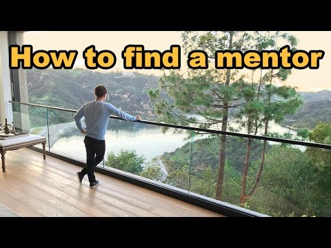 How to find a mentor - the RIGHT way