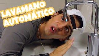 Daniel El Travieso - Los Lavamanos Automáticos Nunca Funcionan.