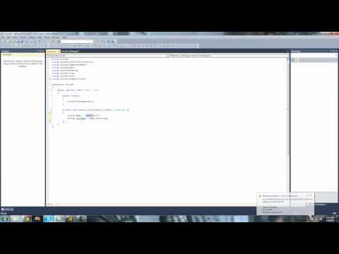 C# Beginners Tutorial - 49 - Substrings