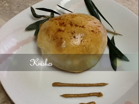 Knishes - Easy Potato Knish Recipe - SuperSimplekitchen
