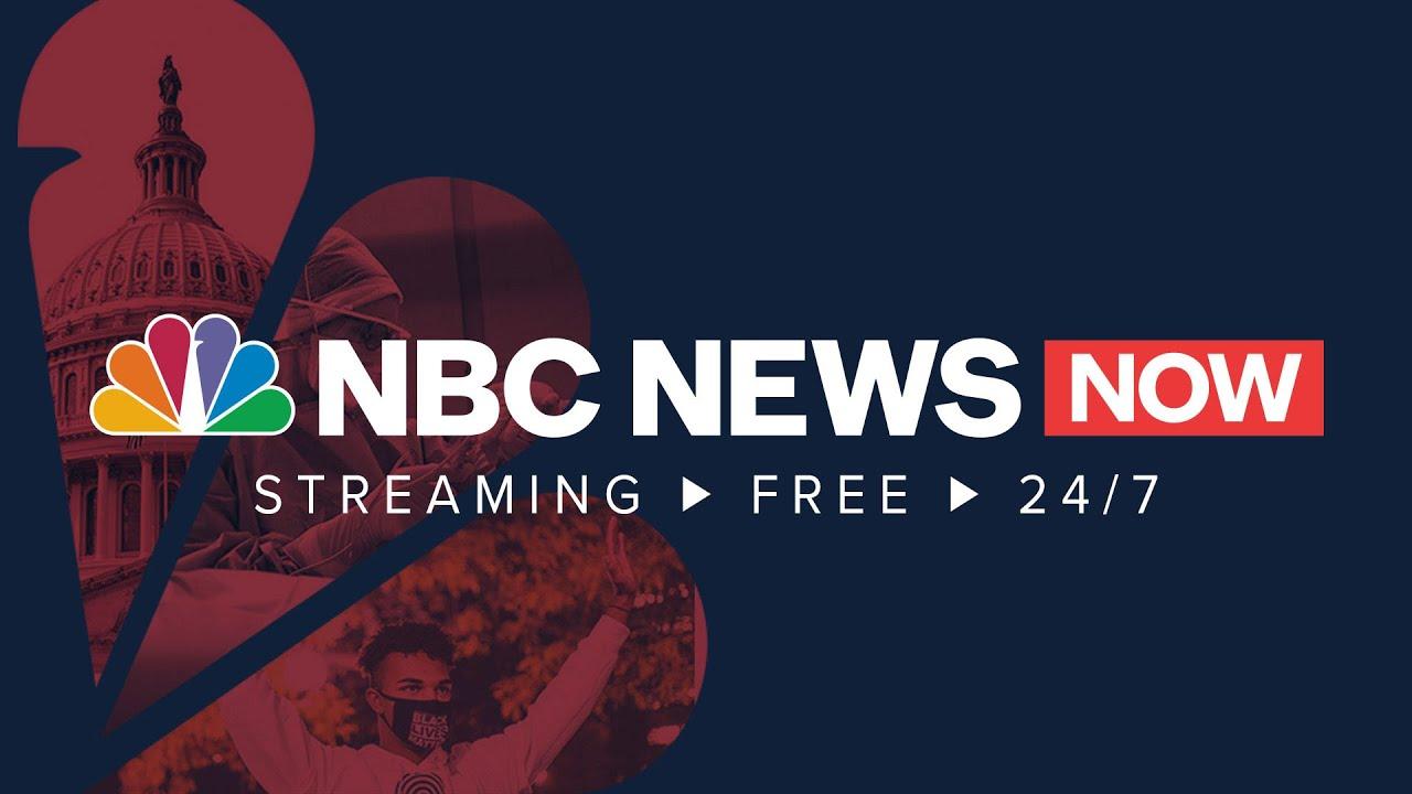 LIVE: NBC News NOW - July 23