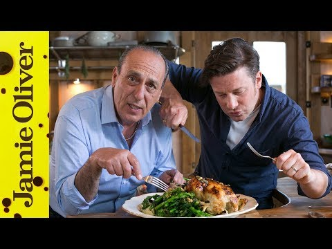 Chicken in Milk?! | Jamie Oliver & Gennaro Contaldo