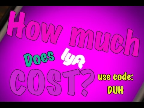 How much does Lyft Cost Per Mile
